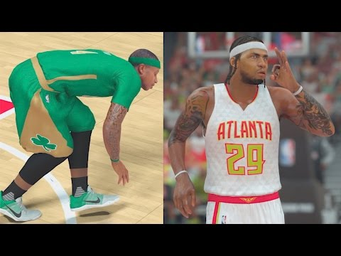 NBA 2K17 MyCAREER - Thomas Ankles Is FINISHED!! 2K WANTS ME TO LOSE!! (видео)