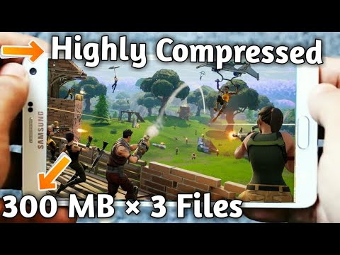 fortnite highly compressed download for android