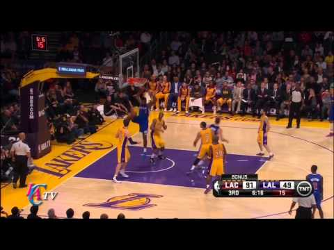 lakers - Visit http://www.clippers.com and SUBSCRIBE to our YouTube channel today!