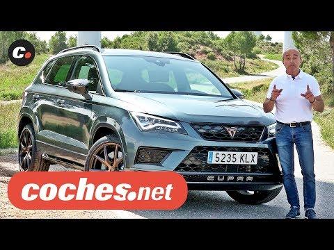 Cupra Ateca  Primera prueba / Test / Review en español  coches.net