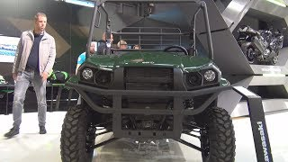 2. Kawasaki Mule PRO-MX (2019) Exterior and Interior