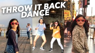 Video THROW IT BACK DANCE (Everytime this song plays)   Ranz and Niana MP3, 3GP, MP4, WEBM, AVI, FLV Juni 2018
