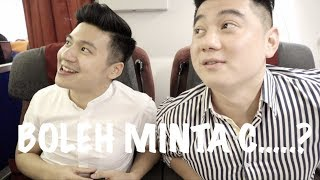 Video CHEF ARNOLD DAN PRAMUGARI CANTIK ( GARUDA VINTAGE FLIGHT VLOG ) MP3, 3GP, MP4, WEBM, AVI, FLV April 2019