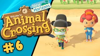 ANIMAL CROSSING: NEW HORIZONS | Toilet Twerk #6