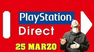 ¡PLAYSTATION CREA EL SONY DIRECT PARA PRESENTAR SUS JUEGOS! - Sasel - ps4 - copiar - español