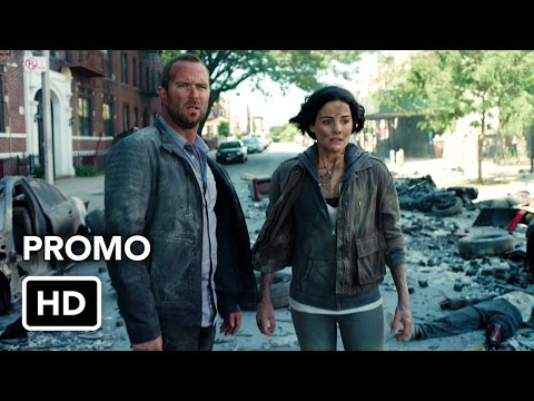 Blindspot Season 1B (Promo 'Scared')