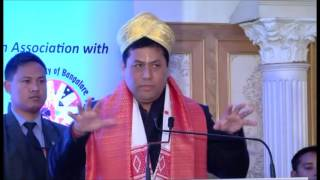 Sarbananda Sonowal interaction with Bangaluru Assamese Community