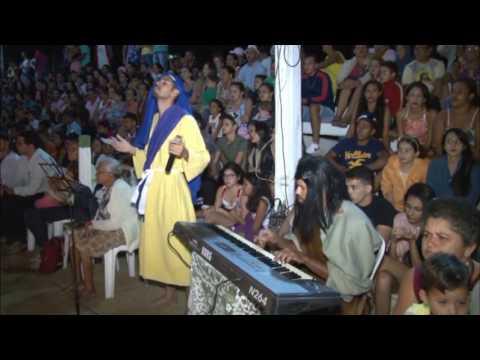 DVD 2008 Paixão de Cristo em Riacho de Santo Antônio/PB (resumo)