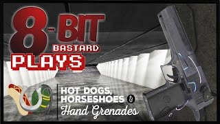 Hotdogs, Horseshoes & Hand Grenades  Indoor RangeIt's time to delve into the world of VR and this game is definitely one to experience!  » Don't forget to like the video and subscribe to the channel for more ridiculous videos like the one you've just seen.» Support me by becoming an 8-Bit Bastard Patreon, you'll gain access to exclusive content! https://www.patreon.com/8BitBastardStay Connected!• Twitter: https://twitter.com/8Bit_Bastard• Patreon: https://www.patreon.com/8BitBastard• Facebook: https://www.facebook.com/8BitBastard/