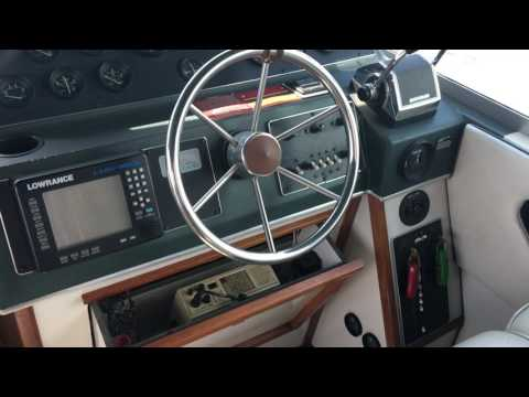 Sea Ray 270 Amberjackvideo