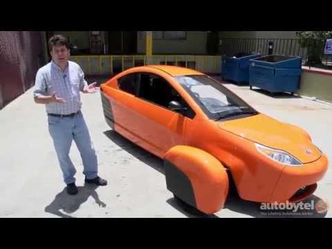 2015 Elio Motors P5 Video Review