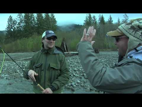 Olympic Peninsula Steelhead, Washington 2010