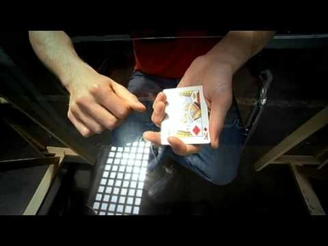 Ali Cook's most amazing card trick