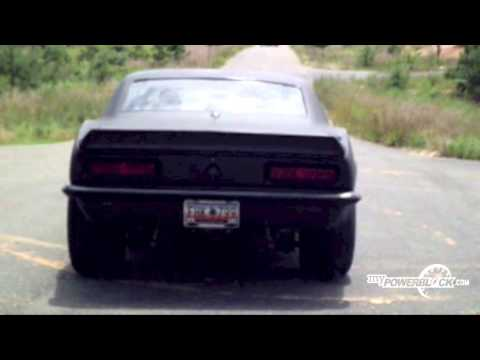 myPowerBlock: '67 Camaro Burnout