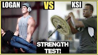 Video KSI vs LOGAN PAUL (WHO IS STRONGER!?) MP3, 3GP, MP4, WEBM, AVI, FLV Juni 2018