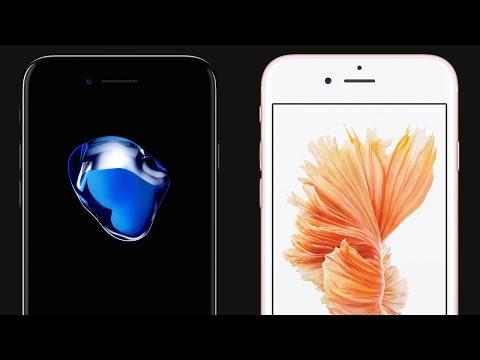 iPhone 7 vs iPhone 6S? Что выбрать?