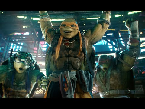 Teenage Mutant Ninja Turtles: Out of the Shadows (TV Spot 'World Turtle Day')