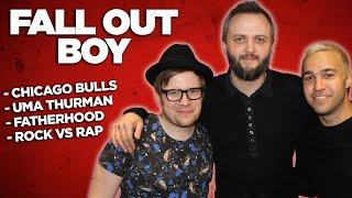 Video Fall Out Boy Speak To Kerrang! Radio's Loz Guest About American Beauty/American Psycho MP3, 3GP, MP4, WEBM, AVI, FLV Oktober 2018