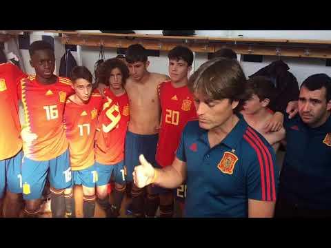 Julen Guerrero – CAMPEONES «SPORTCHAIN CUP 2018» – SELECCIÓN ESPAÑOLA SUB-15