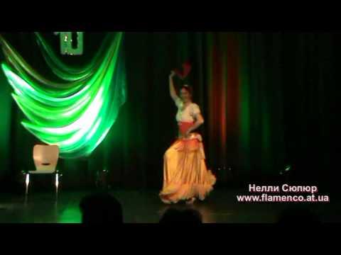 Концерт Нелли Сюпюр в Эшвеге (Германия). Этническая программа.