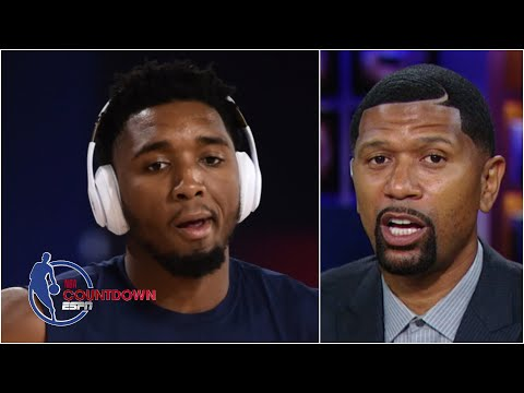 I don't know if Donovan Mitchell will stay with the Jazz very long - Jalen Rose | NBA Countdown