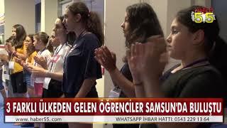 TÜBİTAK 4004 PROJESİ SAMSUN'DA BAŞARIYLA UYGULANIYOR