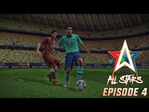FIFA All Stars League: Episode 4! (PES 2010)