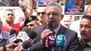 مؤتمر صحفي للإعلان عن فعاليات يوم الأسير الفلسطيني في طولكرم