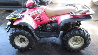 7. 2003 Polaris 400 Sportsman 4x4 ATV For Sale, Parts Only, Not Whole Machine