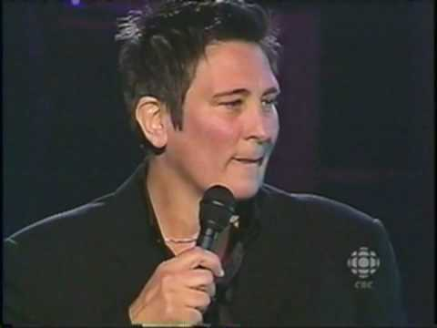lang - kd lang's performance of Leonard Cohen's