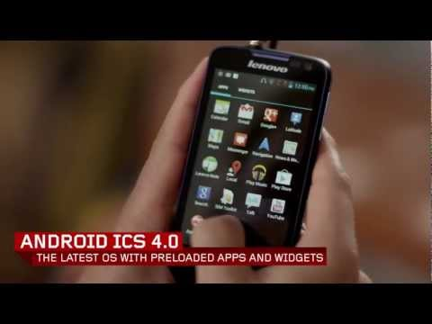 Lenovo S560 (Official TV Commercial)