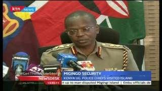 Special Police Unit From Both Kenya And Uganda Set To Man Migingo Island