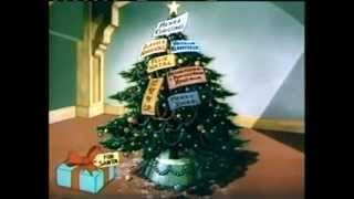 Tegnefilm - Overraskelse til Julemanden  -