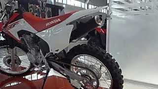 3. BMS 2014 Honda CRF 230 F 19 hp 19 Nm @ Brasil Motorcycle Show