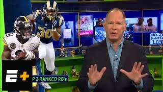 Matthew Berry explains his running back strategy for fantasy football | The Fantasy Show | ESPN