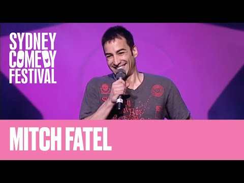 Mitch Fatel - Sydney Comedy Festival Gala 2010