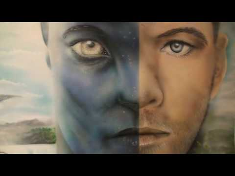 Avatar speed painting artiste peintre