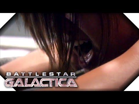 Battlestar Galactica   Sharon Gets Attacked