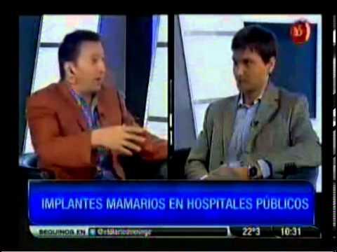 Entrevista de Luis Bremer al Dr. Fernando Felice en Canal 26