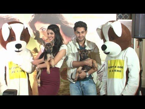 Armaan Jain & Deeksha Promoting Movie Lekar Hum Deewana Dil At PVR ECX