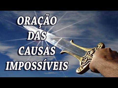 ORAÇÃO DAS CAUSAS IMPOSSÍVEIS
