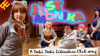 JUST MONIKA: A DDLC song (feat. OR3O & Adriana Figueroa) (Sponsored)