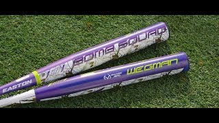 Bomb Squad Brian Wegman Slow-Pitch Bat Series Tech Video (2016)