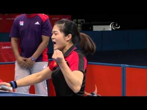 ZHOU Ying (CHN) 3-0 PERIC-RANKOVIC Borislava (SRB)