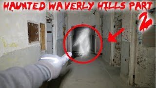 Haunted Waverly Hills Part 2 We Were Attacked By The Shadow People   Moe Sargi