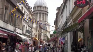 Boulogne-sur-Mer France  city pictures gallery : Boulogne-sur-Mer Cote d'Opale (France) - walk / Faites une visite HD