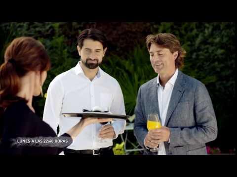 Cameo Julen Guerrero en la serie «Olmos y Robles»