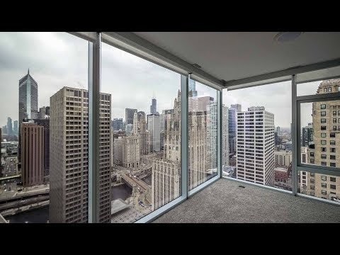 A spacious Streeterville 3-bedroom, 3-bath at Aston Chicago