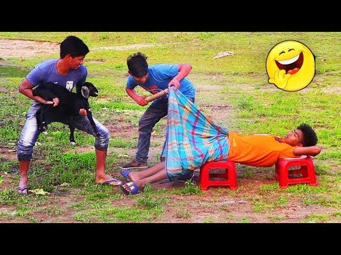 Must Watch New Funny😂 😂Comedy Videos 2019 - Episode 32 || Binodon Bajar