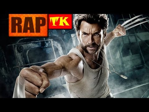 Rap do Wolverine Imortal // TK RAPS
